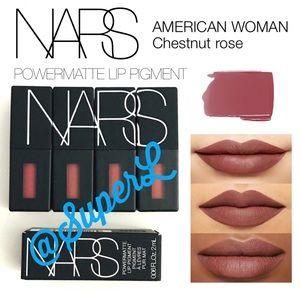 3/$15 NARS Powermatte Lip Pigment American Woman